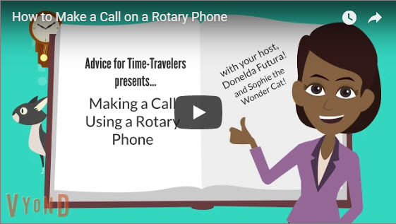 Rotary-phone-video-image