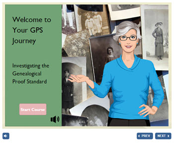 Your GPS Journey